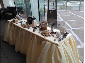Морская свадьба декор