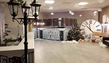 Оформление детского праздника Диасофт 2019: Щелкунчик