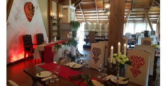 Свадьба в Шале