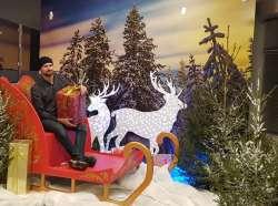 Детский новогодний праздник Диасофт