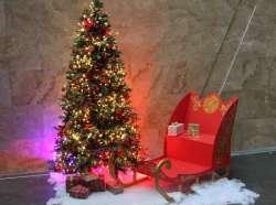 Новый год BSS в Орион Холл
