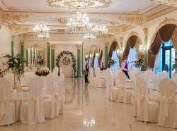 Легкость в ампире. Оформление свадьбы Елены и Дмитрия в Император Холл