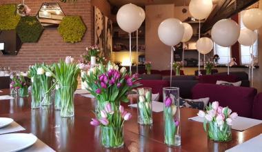 Торжество тюльпанов
