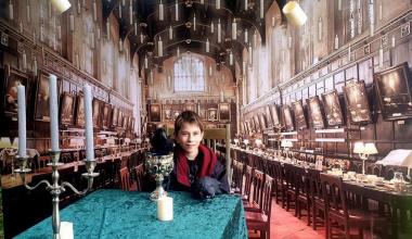 Гарри Поттер: день рождения 13 лет