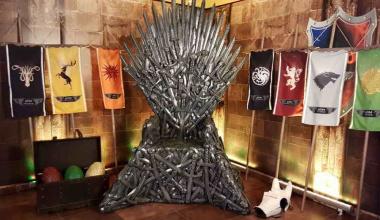 Игры престолов: в духе рыцарских поединков